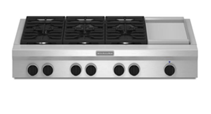 Buy KGCU483VSS Cooktop