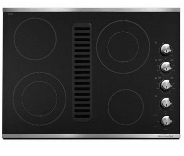 Buy KECD807XSS Cooktop