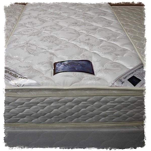 orthopedic pillow top mattress