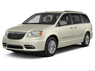 Chrysler Town & Country Touring-L Van Passenger