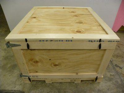Buy Wood Packaging
