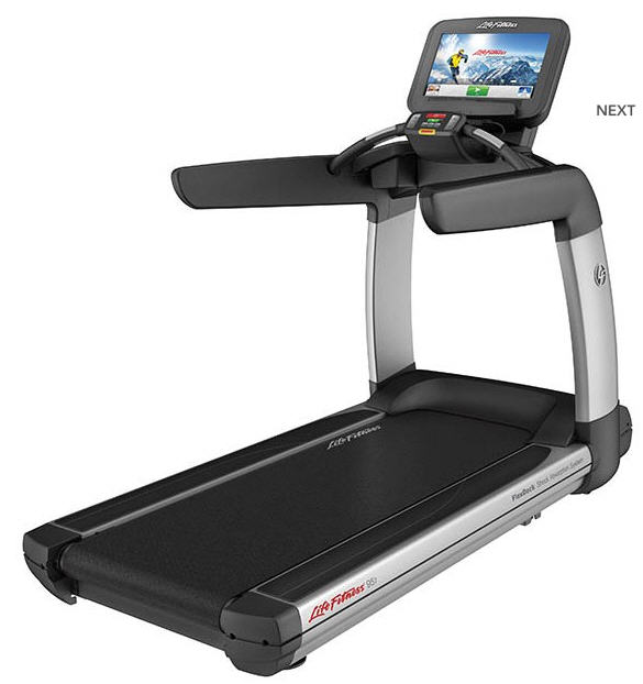 Buy Life Fitness Elevation Series Discover SE Treadmill