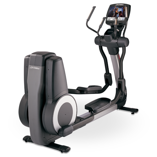 Buy Life Fitness Elevation Series Discover SE Elliptical
