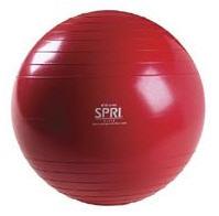 Buy SPRI® Professional Xercise Ball: 65cm Red