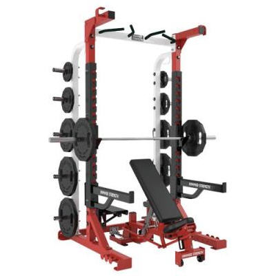 Buy Hammer Strength Athletic Series Half Rack