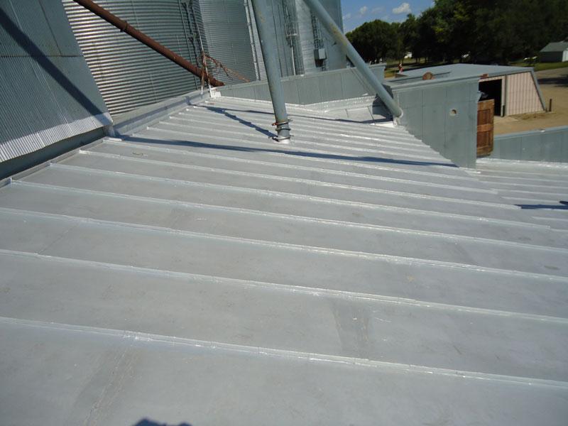 #110 Premium Fibered Aluminum Roof Coating