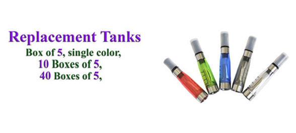 Buy E - Cigarette Replacement Tank