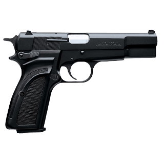 Buy Browning Browning HP Mark III, 9mm 13 Round, Fixed Sights Pistol