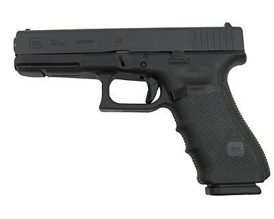 Buy Glock Model 22 40 S&W Fixed Sights Gen4 15 Round Pistol