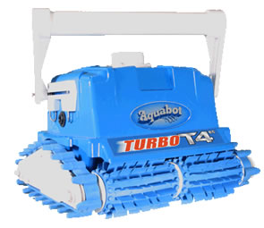 Buy Robotic Swimming Pool Cleaner, Aquabot Turbo T4RC