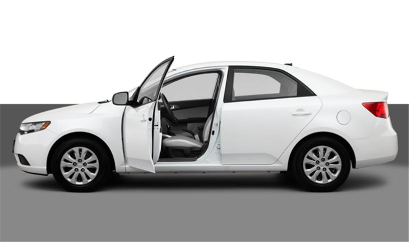 Buy Kia Forte LX Car