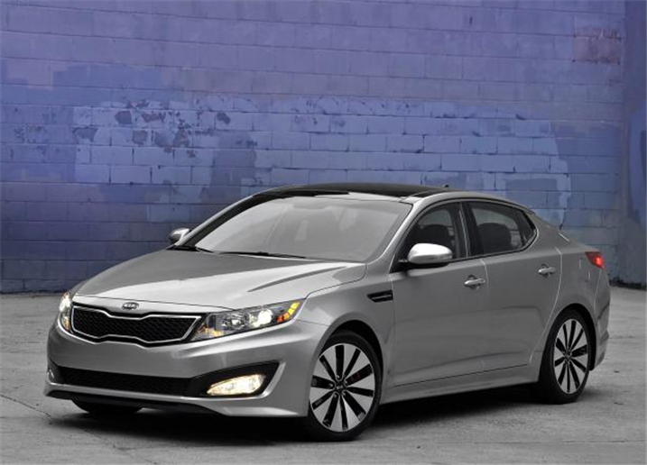Buy Kia Optima 4dr Sdn SX Car