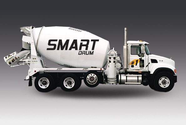 Buy Conventional Series II Truck Mixers