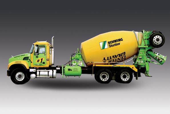 Buy Booster Series II Truck Mixer