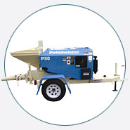 Buy Putzmeister's Mortar Machines