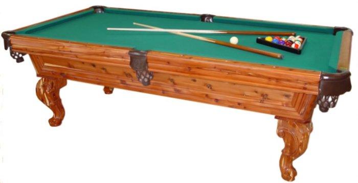 Custom Pool Tables Buy In New Braunfels - Boessling pool table