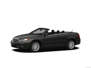 Buy Chrysler 200 Touring Convertible Car