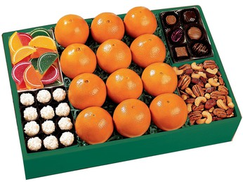Premium Galaxy Gift Fruit Assortment