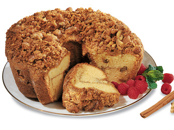 Buy Cinnamon Walnut Coffee Cake