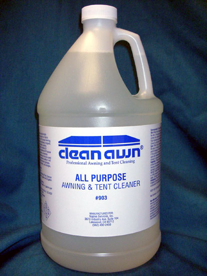 Awning Tent Cleaner Buy In Lakewood