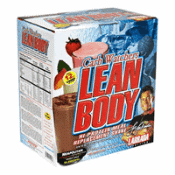 Buy CarbWatchers Lean Body - 20 Pack Meal Replacement