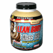 Buy Lean Body Mass 60 - 3.3 lbs. Meal Replacement