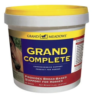 Buy Grand Complete ™ The First All-In-One Inclusive Supplement for Horses