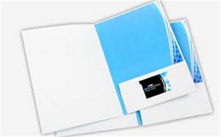 Buy Presentation Folders