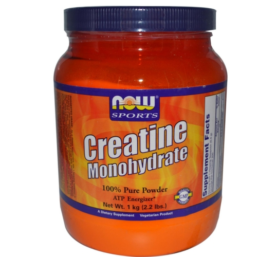 Now Foods Creatine Powder - 1000 grams (2.2 lbs)