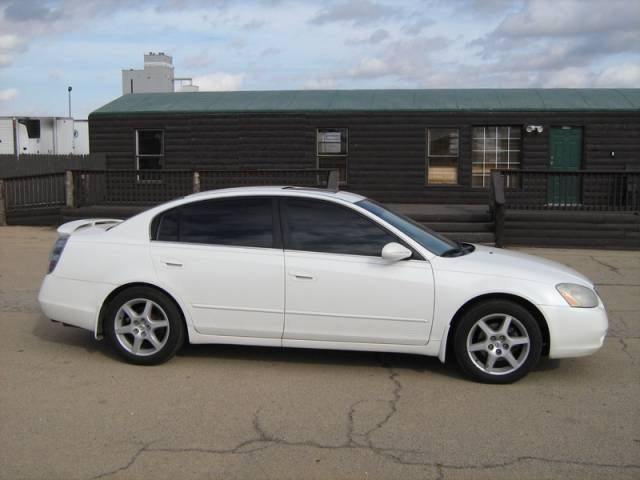 Buy 2002 Nissan Altima SE