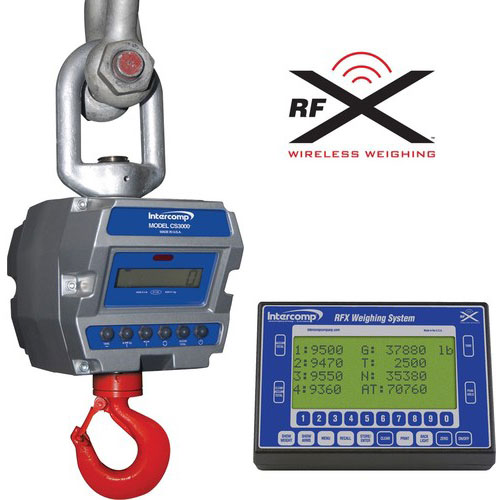 Buy Intercomp CS™ 3000-RFX Crane Scale
