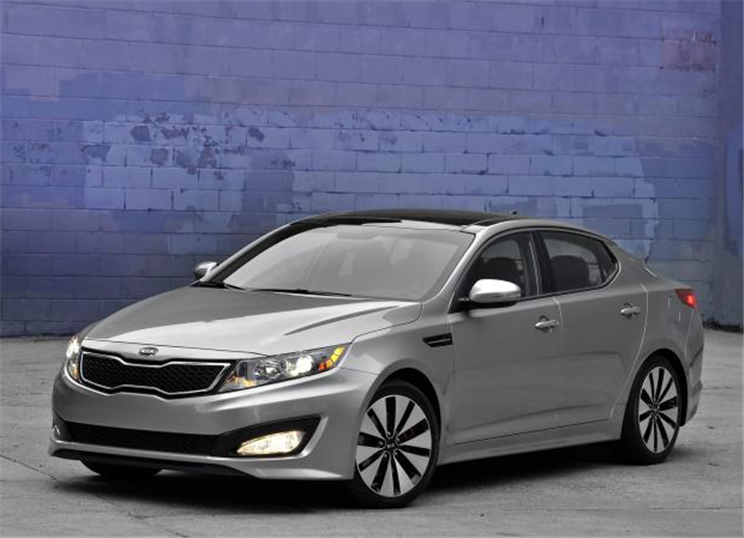 Buy Kia Optima 4dr Sdn LX Car