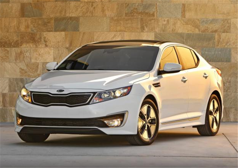 Buy Kia Optima 4dr Sdn 2.4L Auto EX Hybrid Car