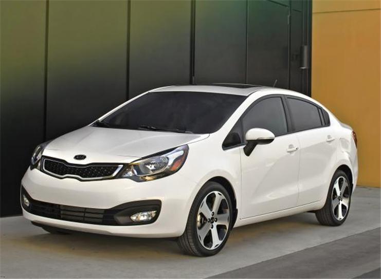 Buy Kia Rio 4dr Sdn Auto LX Car