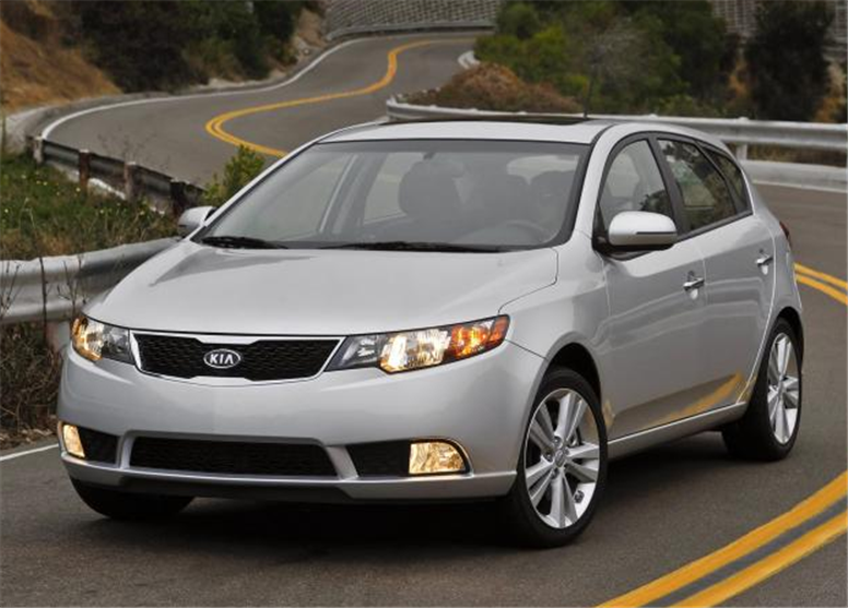 Kia Forte 5-Door 5dr HB SX Car