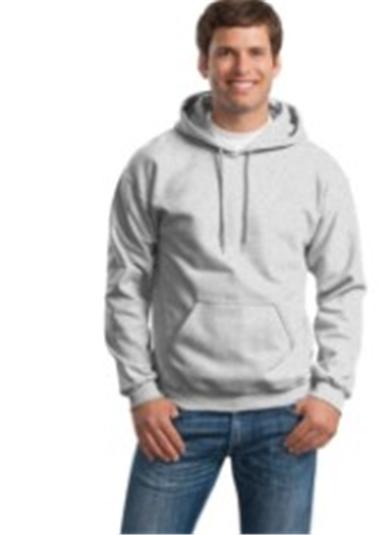 Buy Ash Adult Hooded Sweatshirt