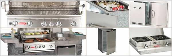Buy Kitchens & Grills