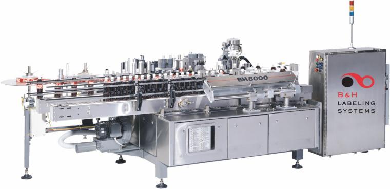 Buy Mechanical Labelers BH8000