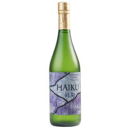 Buy Gekkeikan Haiku Premium Select Sake 750ml