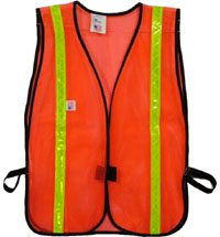 Night Train Safety Vests