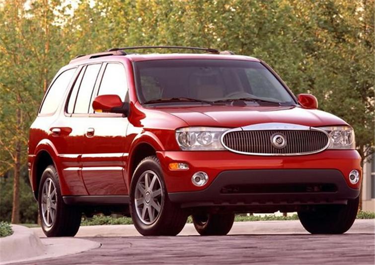 Buy Buick Rainier SUV