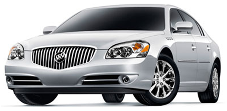 Buy Buick Lucerne Car