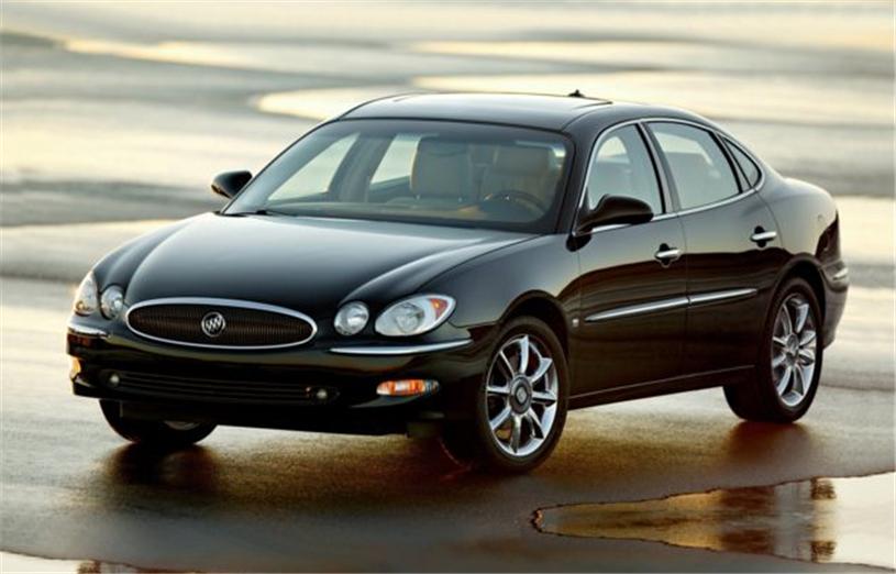 Buy Buick Allure Car