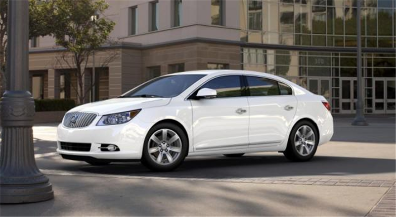 Buy Buick LaCrosse AWD Leather Car
