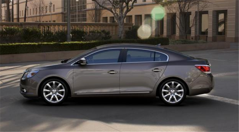 Buy Buick LaCrosse FWD Touring Car