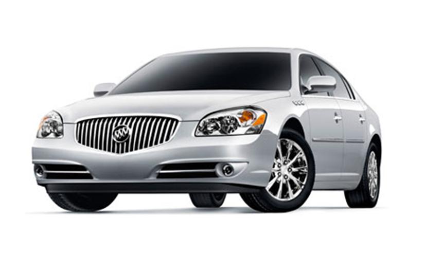 Buy Buick Lucerne Car