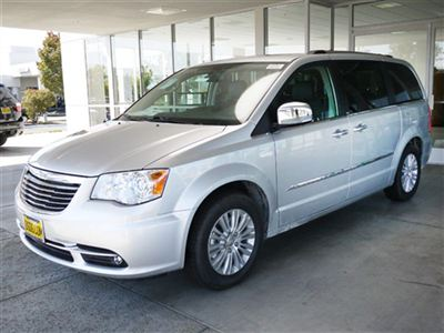 Buy Chrysler Town & Country Limited Car