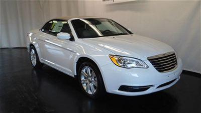 Buy Chrysler 200 Touring Convertible Car