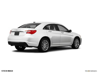 Buy Chrysler 200 4dr Sdn Limited Car