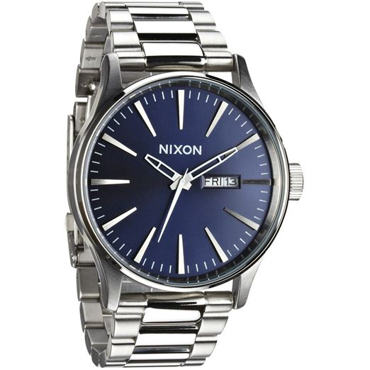 Buy Watches Nixon Sentry SS (Blue Sunray)
